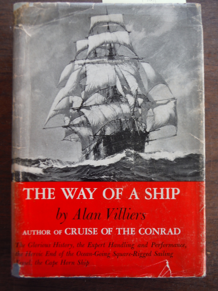 Image 0 of The way of a ship;: Being some account of the ultimate development of the ocean-