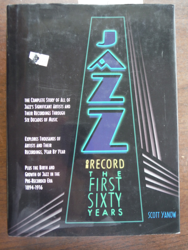 Jazz on Record - The First Sixty Years