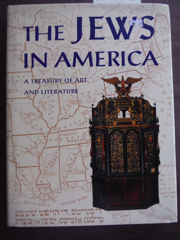 Image 0 of Jews In America a Treasury of Art and Literature