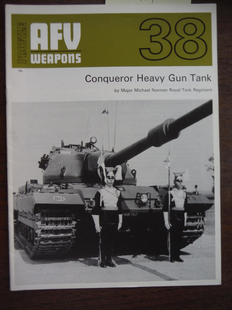 Image 0 of AFV Weapons Profile No. 38: Conqueror Heavy Gun Tank