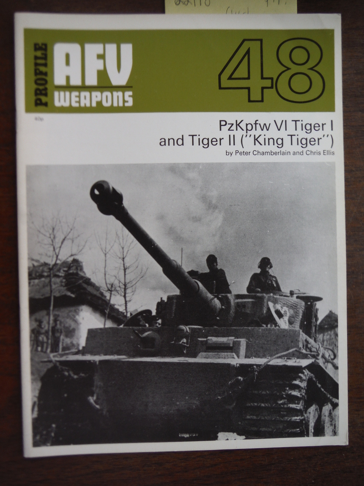 Image 0 of AFV Weapons Profile No. 48: PzKpfw VI Tiger I and Tiger II (