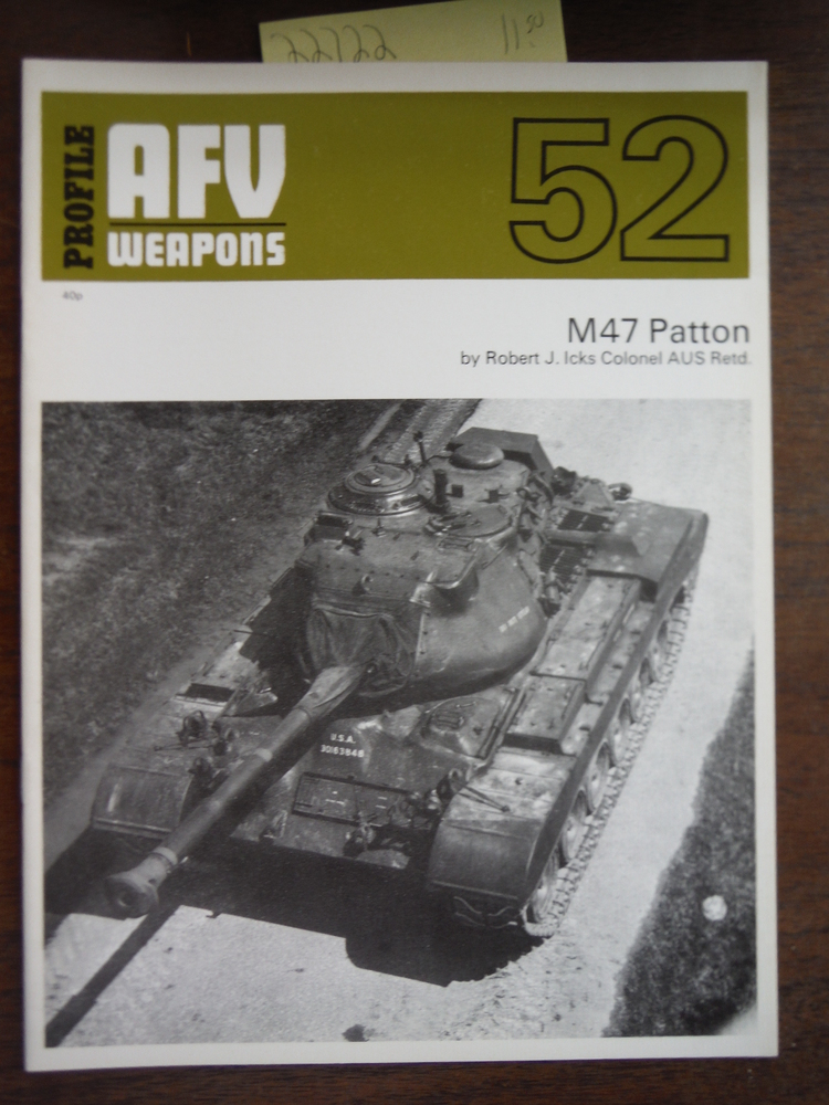 Image 0 of AFV Weapons Profile No. 52: M47 Patton