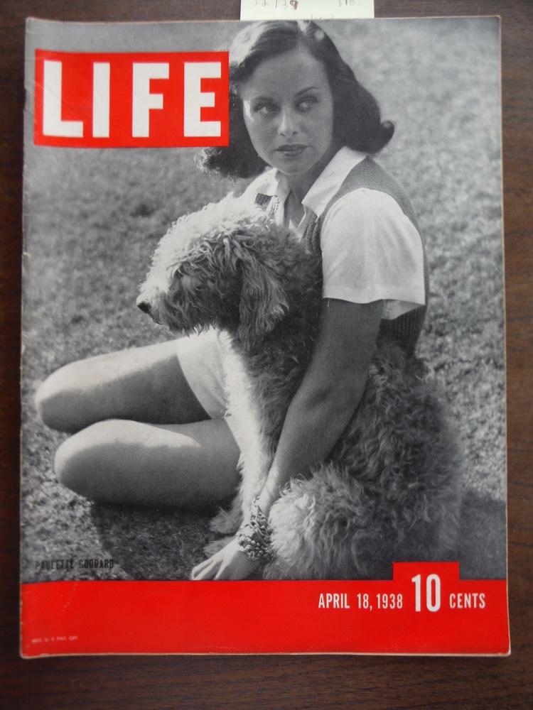 Image 0 of Life Magazine - April 18, 1938