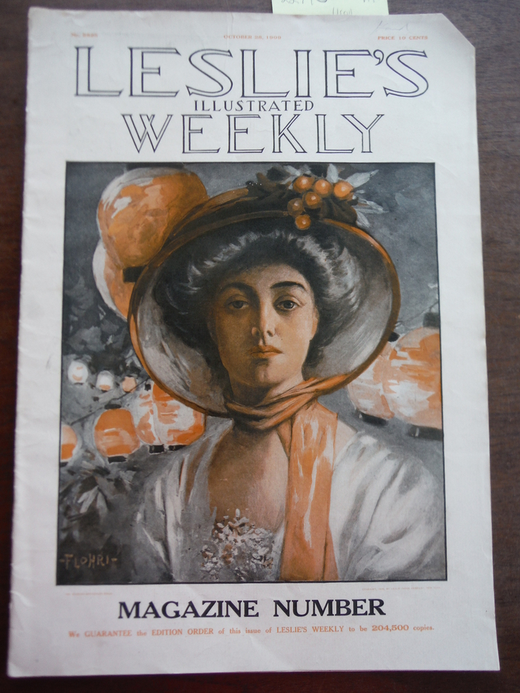 Image 0 of Leslie's Illlustrated Weekly October 28, 1909