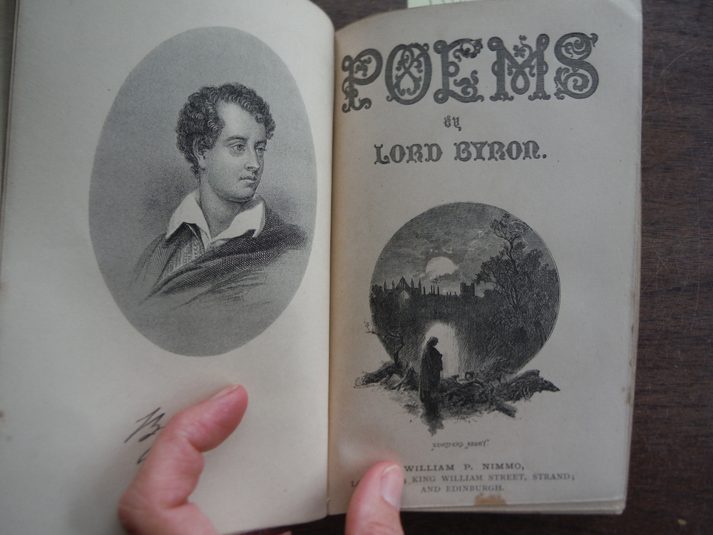 Image 1 of The Poetical Works of Lord Byron