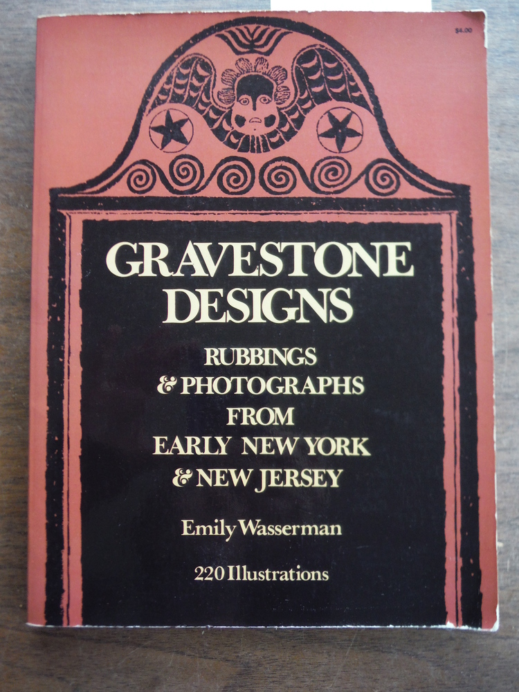 Image 0 of Gravestone Designs (Picture Archives)