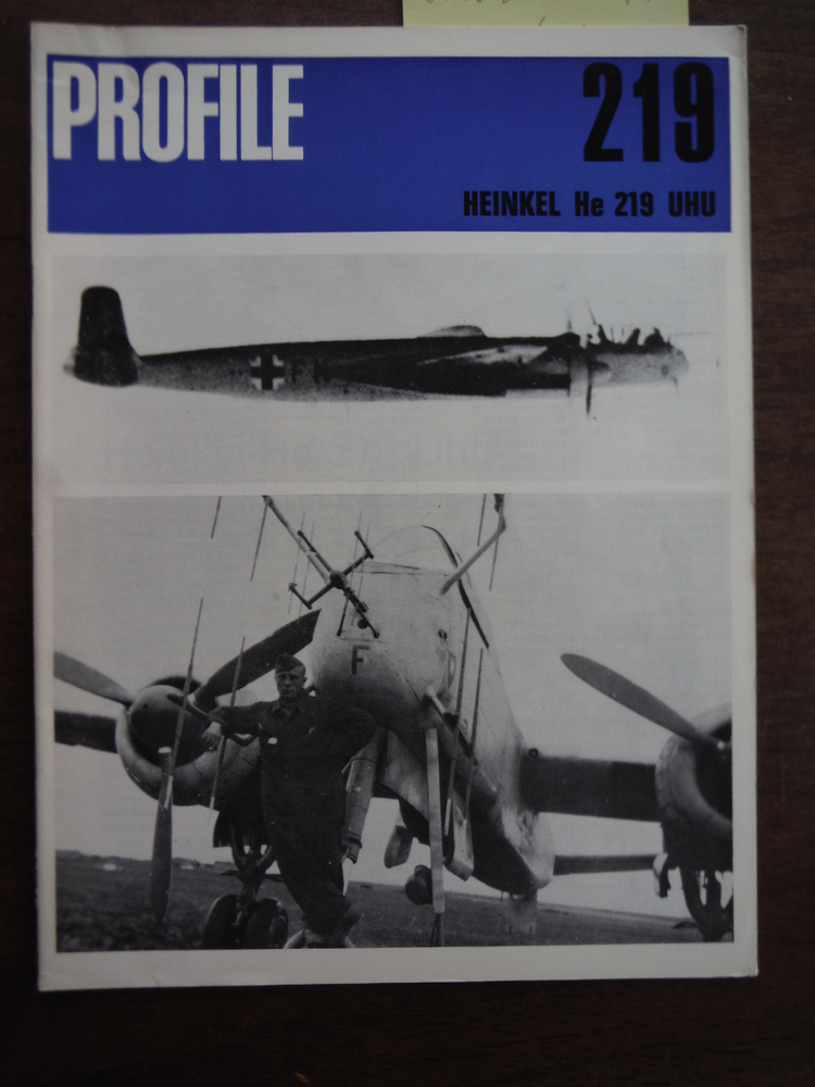 Aircraft Profile No. 219: Heinkel He 219 Uhu