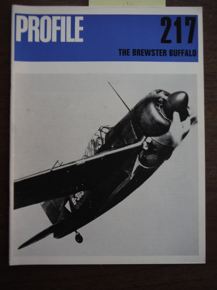 Aircraft Profile No. 217: The Brewster Buffalo