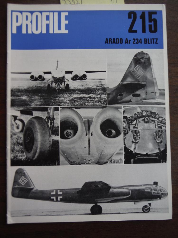 Aircraft Profile No. 215: Arado Ar 234 Blitz