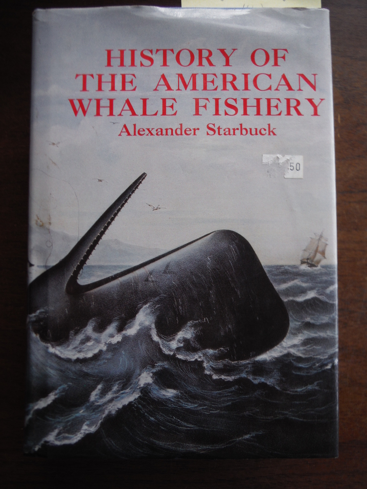 Image 0 of History of the American Whale Fishery