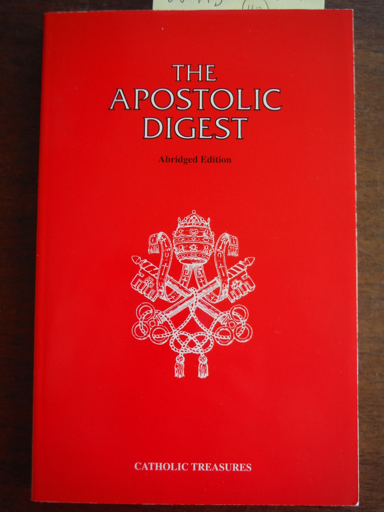 Image 0 of Apostolic Digest