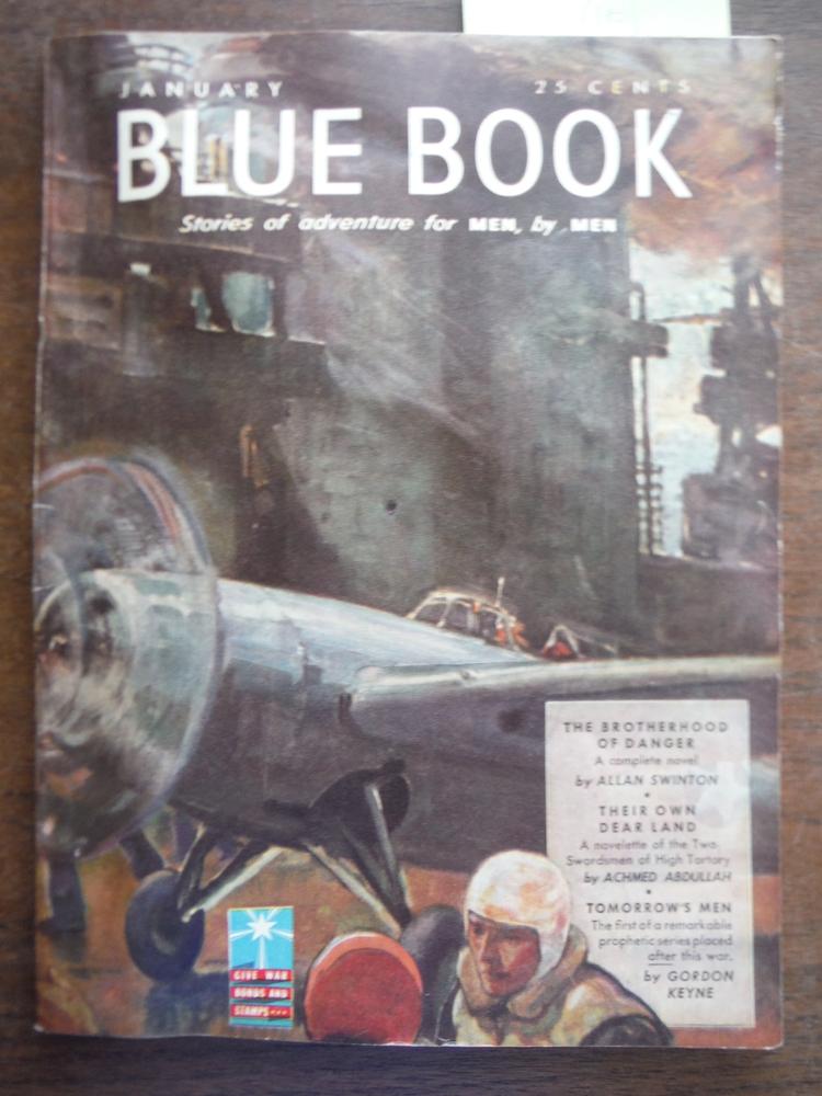 Image 0 of Blue Book Magazine Vol. 76. No. 3 (January 1943)