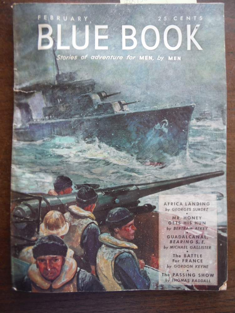 Blue Book Magazine Vol. 76. No. 4 (February 1943)