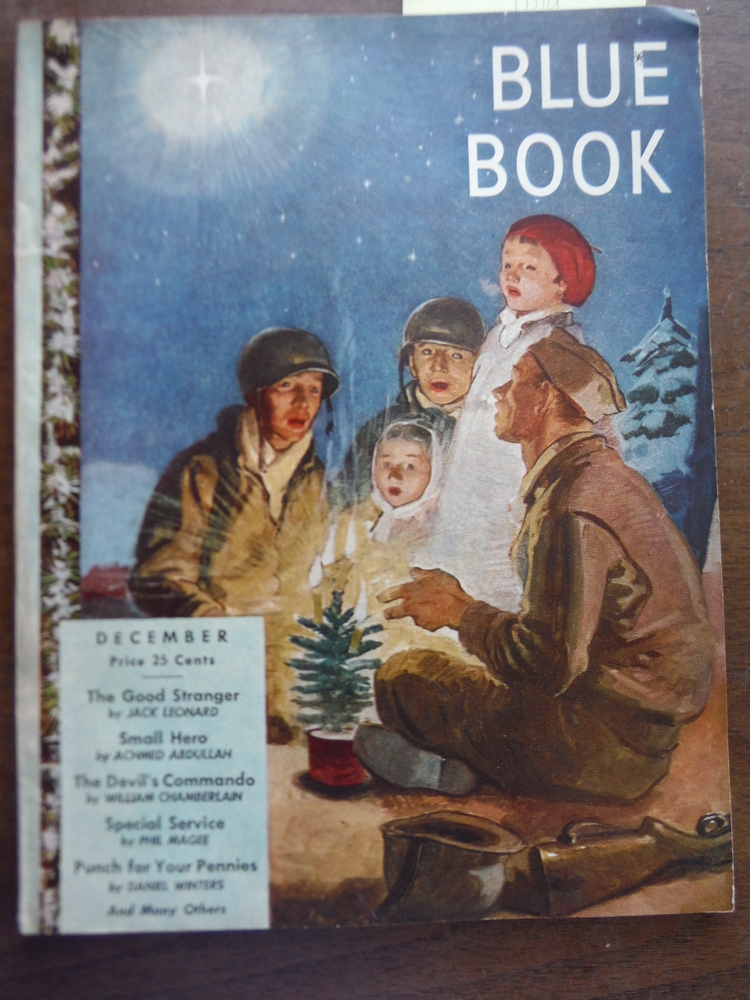 Blue Book Magazine Vol. 80. No.2 (December 1944)