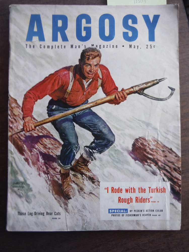 Argosy: The Complete Man's Magazine. May 1952