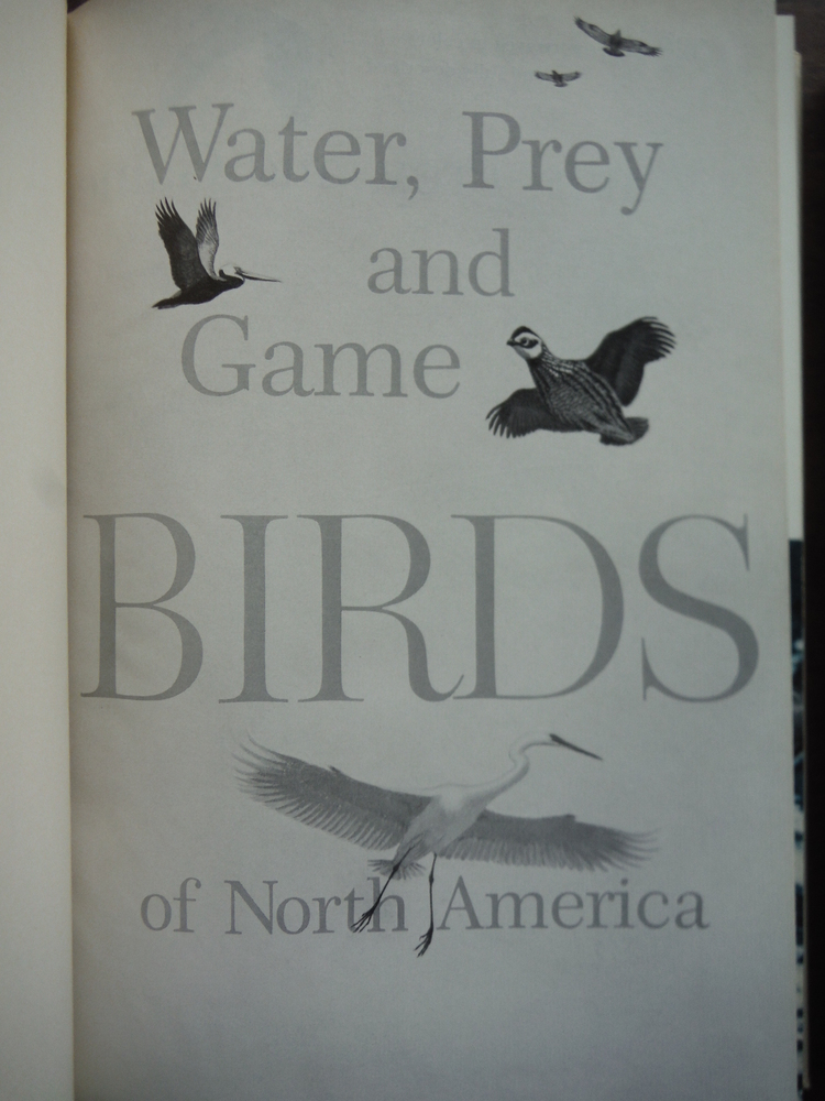 Image 2 of Song and Garden Birds of North America / Water Prey and Game Birds of North Amer