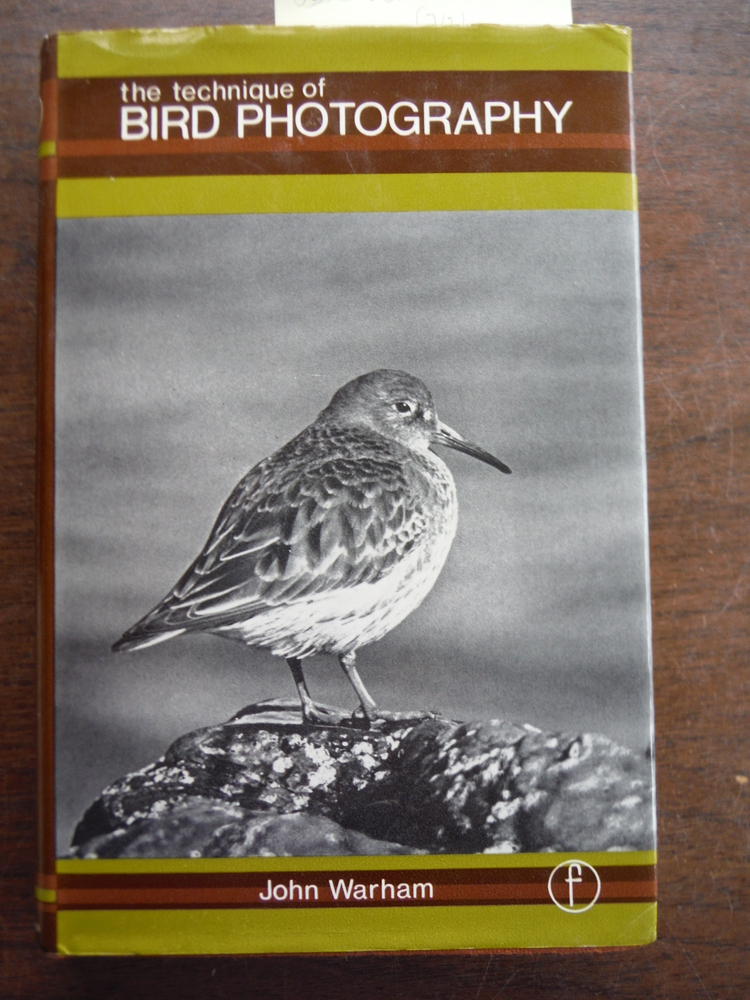 Image 0 of The technique of bird photography