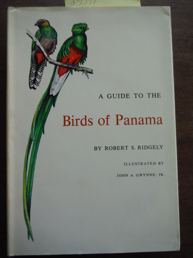 Image 0 of A Guide To The Birds OF Panama