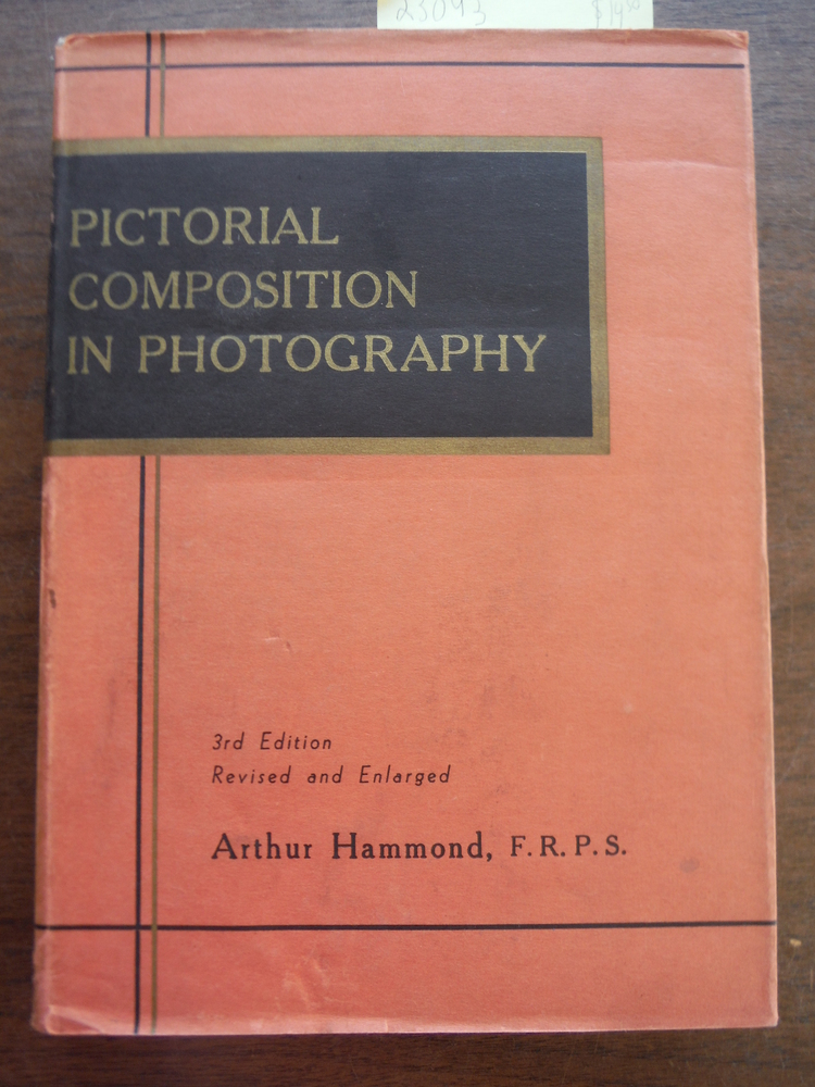 Pictorial composition in photography,
