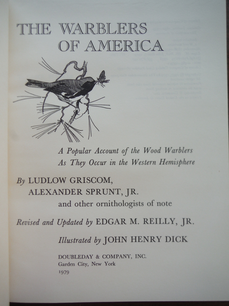 Image 1 of The warblers of America: A popular account of the wood warblers as they occur in