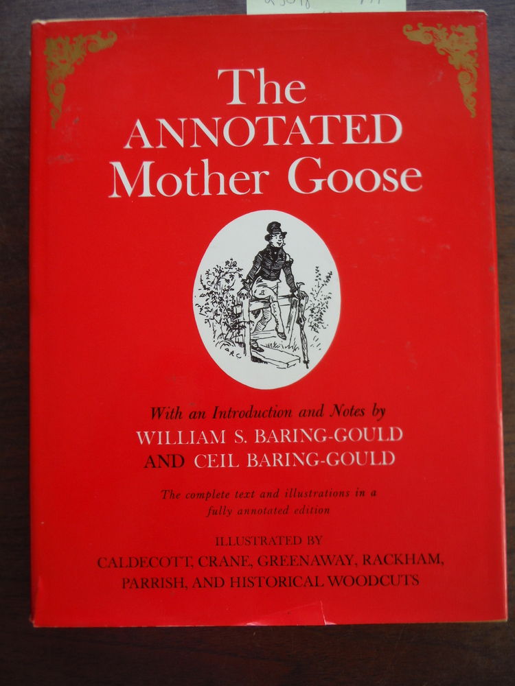 Image 0 of The Annotated Mother Goose: William & Ceil Baring-Gould
