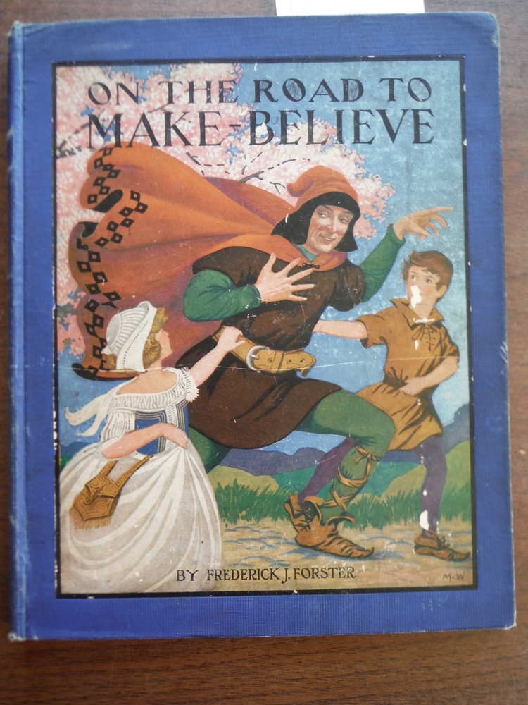 Image 0 of on the road to make-believe