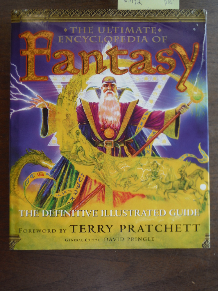 Image 0 of The Ultimate Encyclopedia of Fantasy