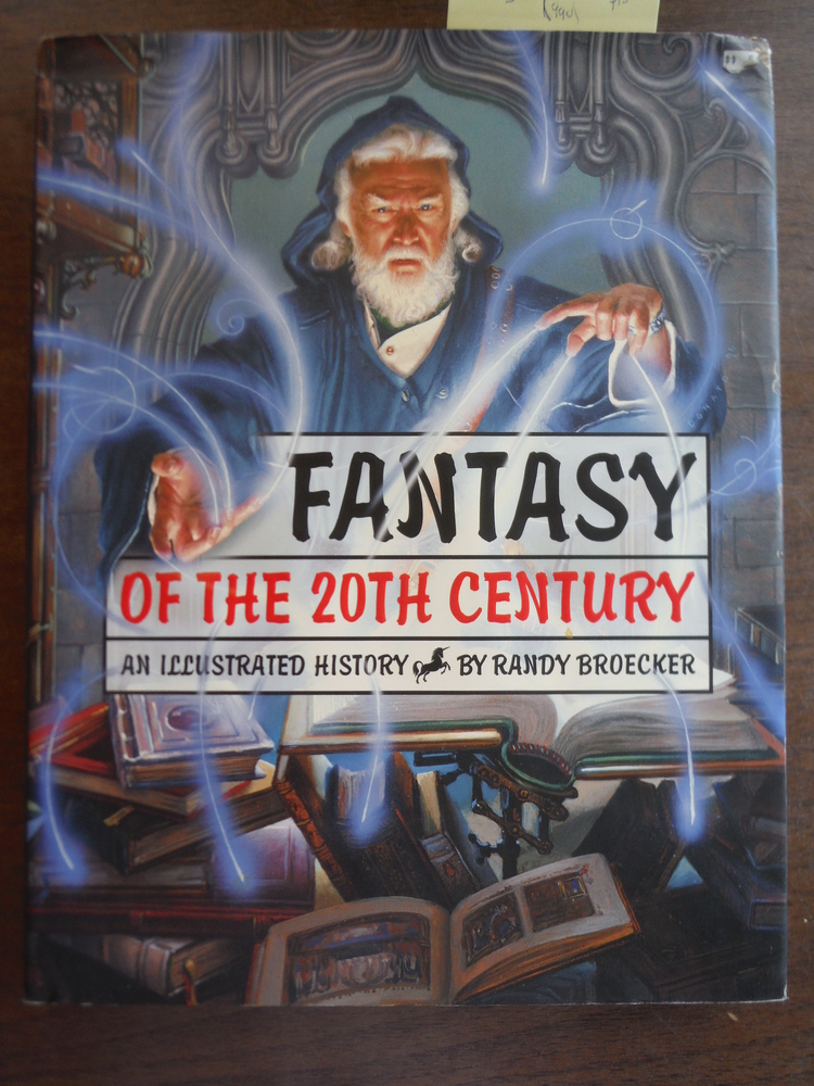 Image 0 of Fantasy of the 20th Century: An Illustrated History