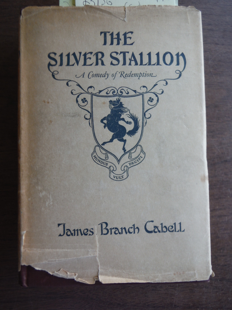 Image 0 of The silver stallion;: A comedy of redemption,