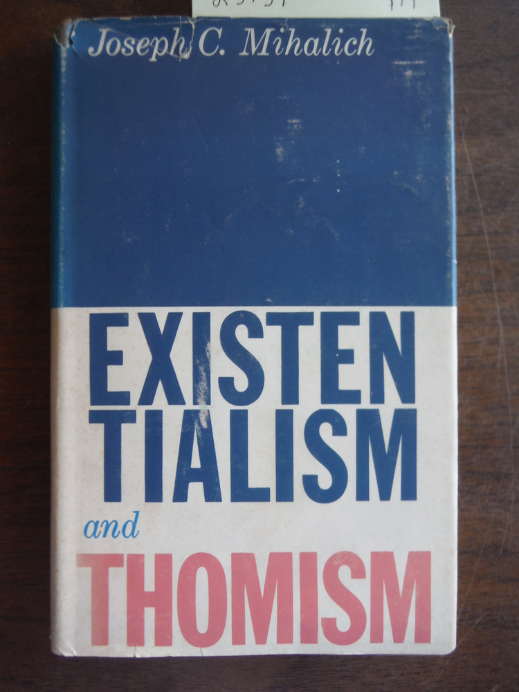 Existentialism and Thomism