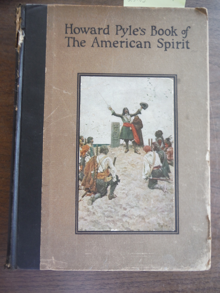 Image 0 of Howard Pyle's Book of The American Spirit