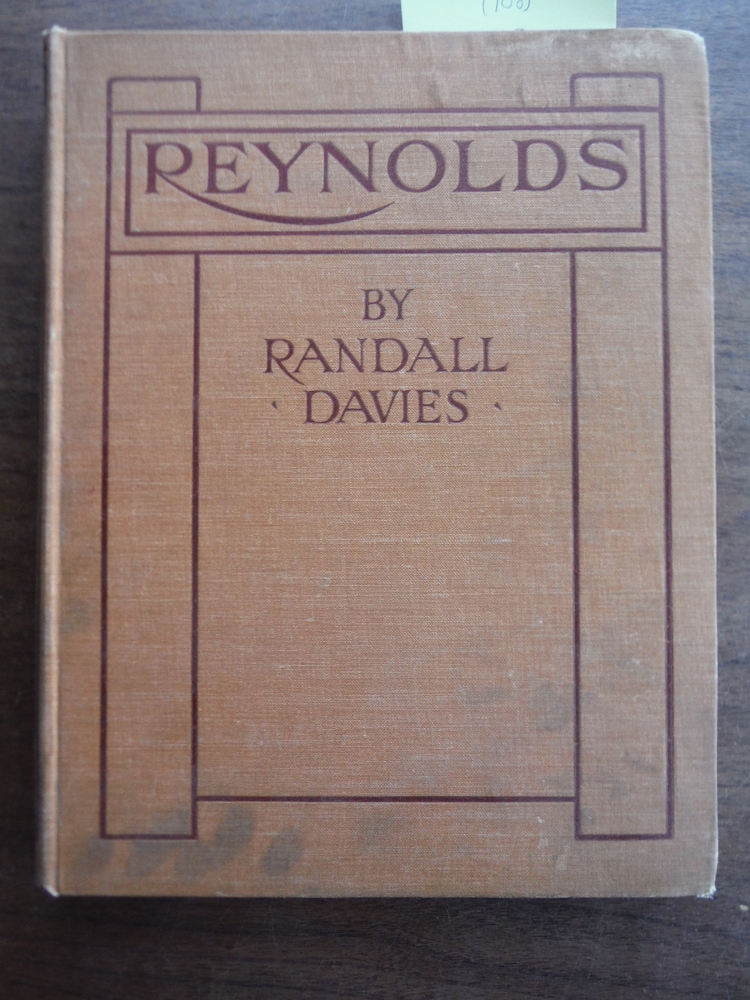 Reynolds, by Randall Davies, containing sixteen examples in colour of the master