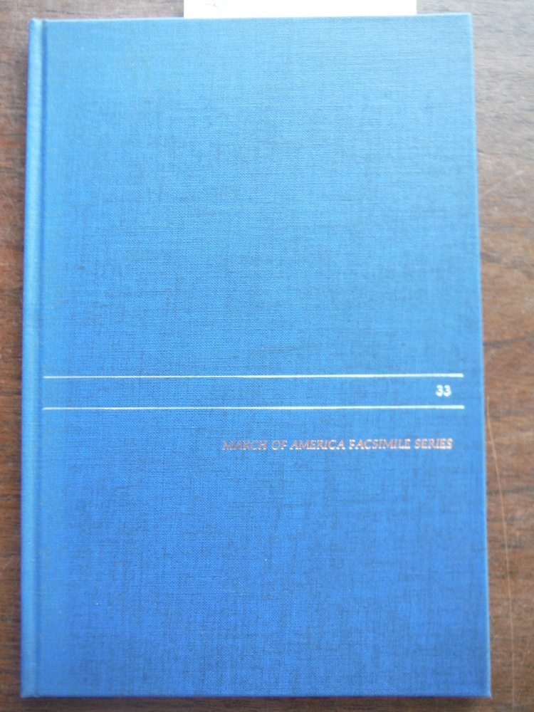 Journal of Arthur Fallows (March of America facsimile series)