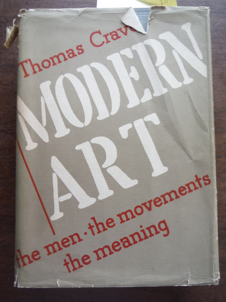 Modern Art : The Men -The Movements - The Meaning
