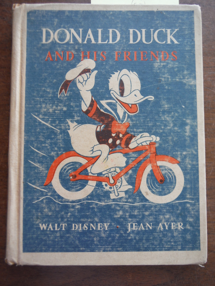 Image 0 of Donald Duck and His Friends (Walt Disney Story Books)