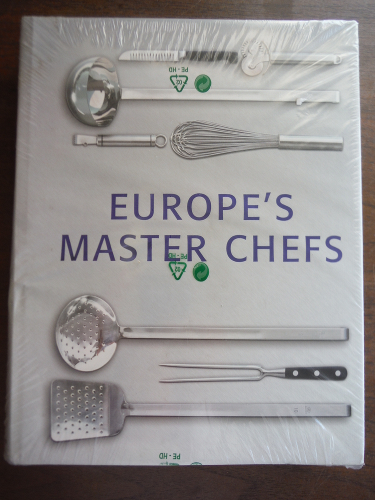 Image 0 of Dine with Europe's Master Chefs