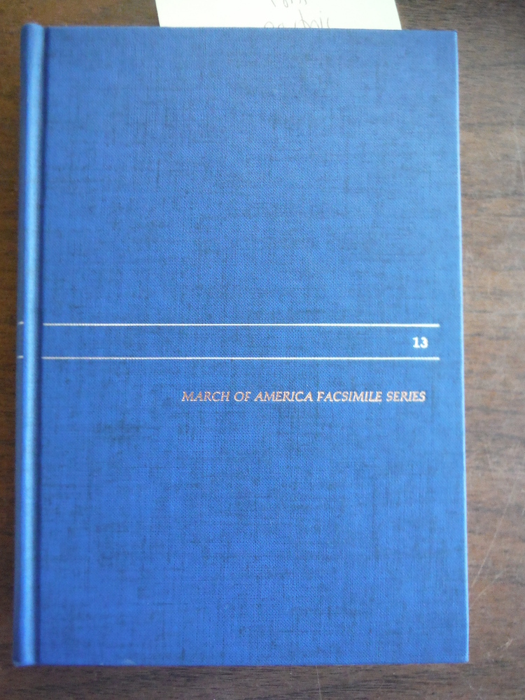 Image 0 of The Journey of Coronado (March of America Facsimile Series 13)