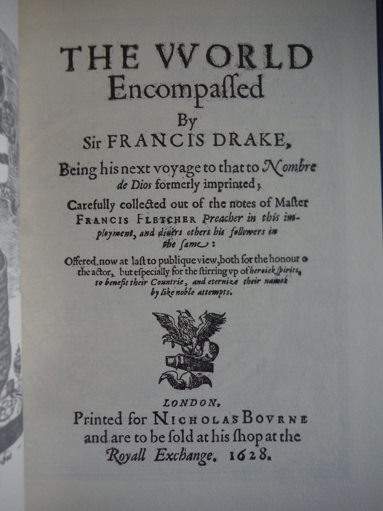 Image 1 of The World Encompased (March of America Facsimile Series  11)