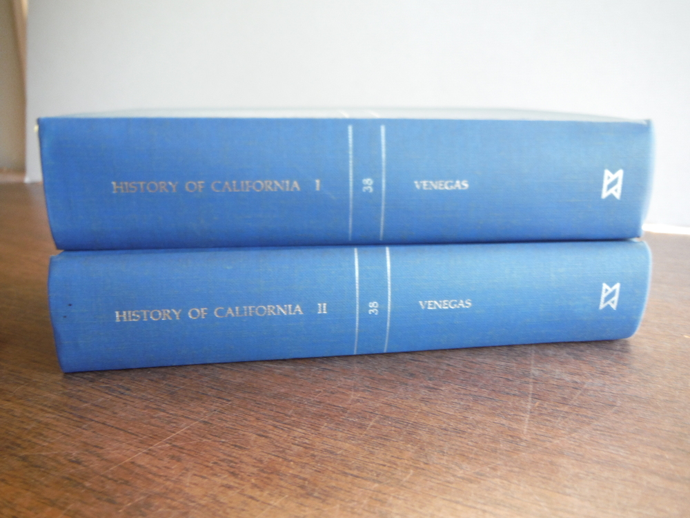 Image 0 of A Natural and Civil History of California, in Two Volumes