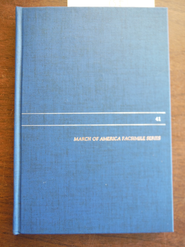 Image 0 of Travels in Pensilvania and Canada (March of America Facsimile Series Number 41)