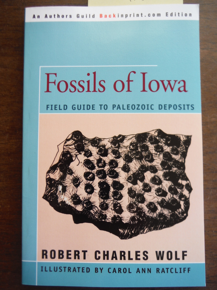 Fossils of Iowa: Field Guide to Paleozoic Deposits