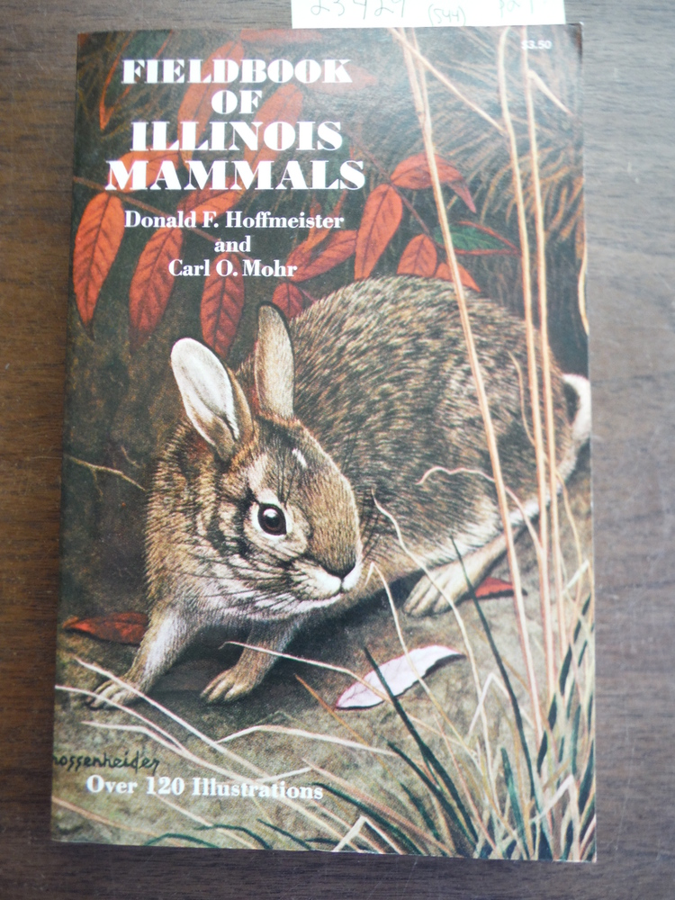 Field Book of Illinois Mammals