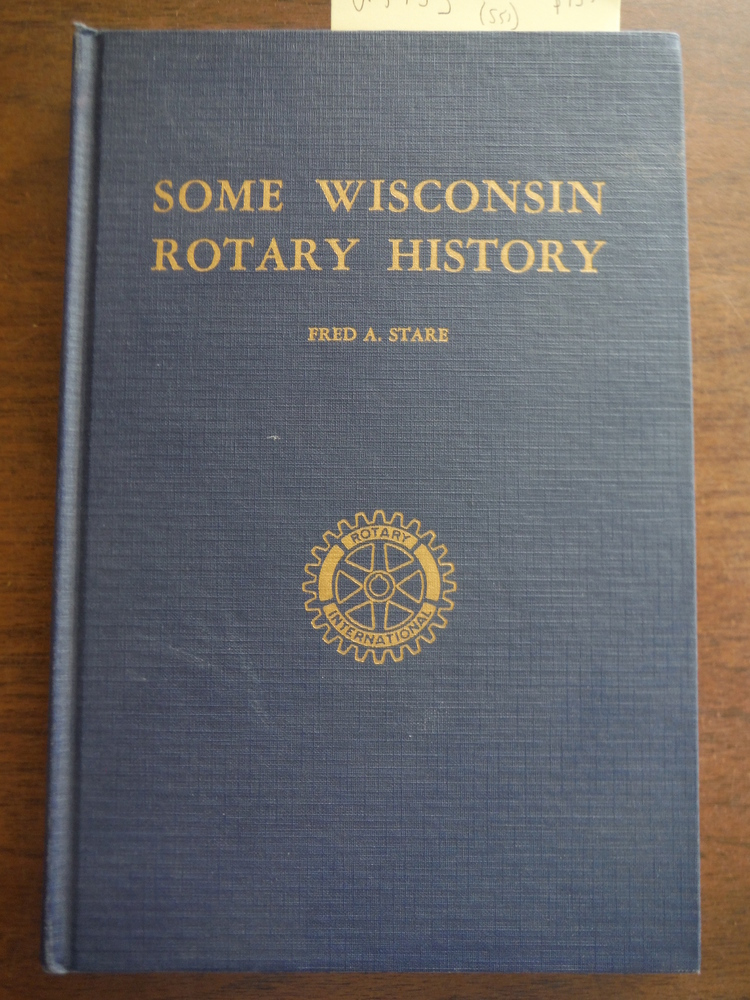 Image 0 of Some Wisconsin Rotary History