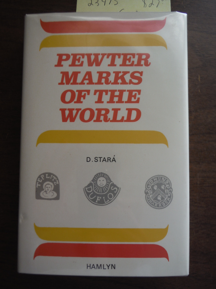 Image 0 of Pewter Marks of the World