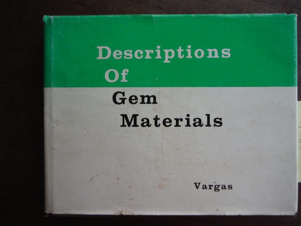 Image 0 of Description of Gem Materials