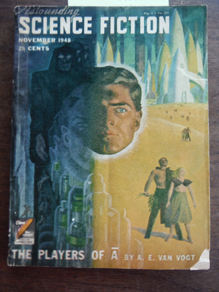 Astounding Science Fiction November 1948