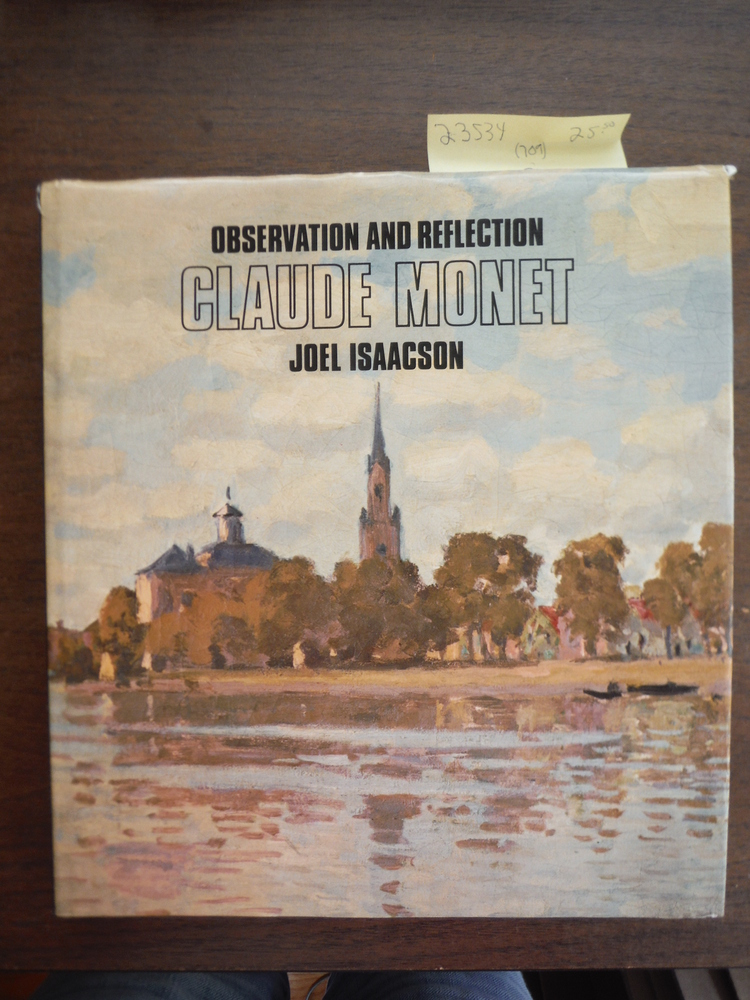 Image 0 of Observation and Reflection: Claude Monet