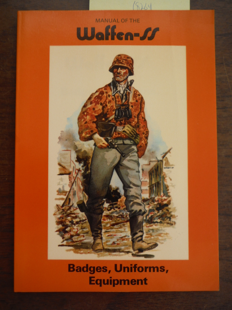 Image 0 of Manual of the Waffen-SS