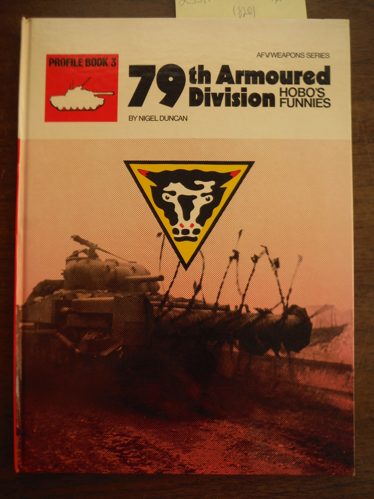 Image 0 of 79th Armoured Division: Hobo's Funnies (AFV/Weapons Series)