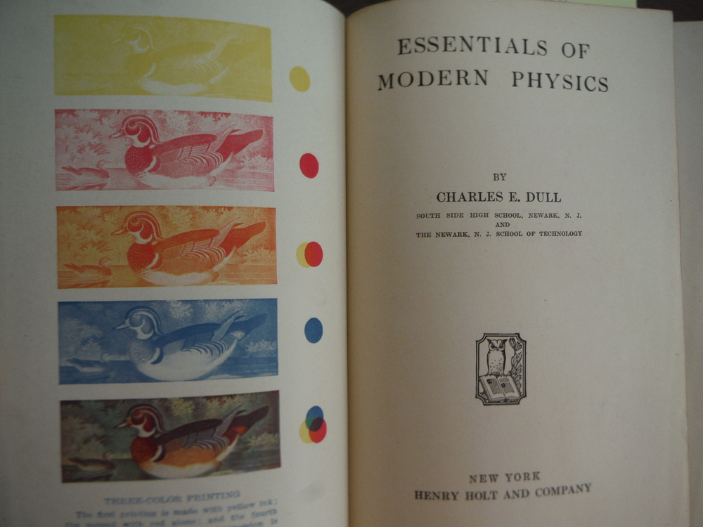 Image 1 of Essentials of Modern Physics